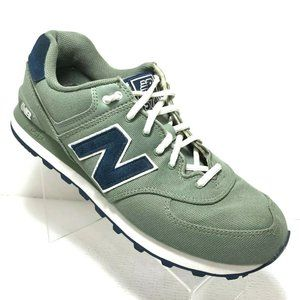 New Balance Men's 574 Size 11.5 D Sneakers Green
